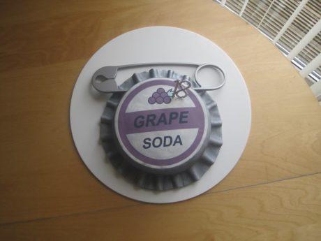 Grape Soda Cake