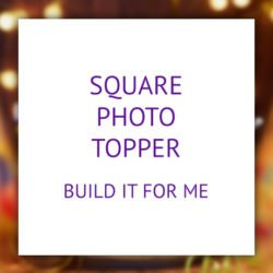 Square product - build it for me.